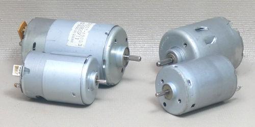 Smc electronics motors for 24 volt servo motor