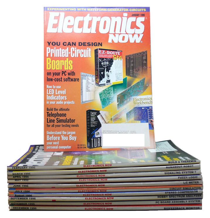 SMC ELECTRONICS - Magazines