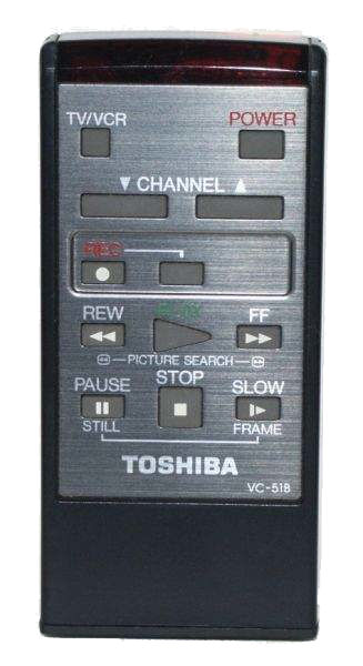 Toshiba Ct manual vcr